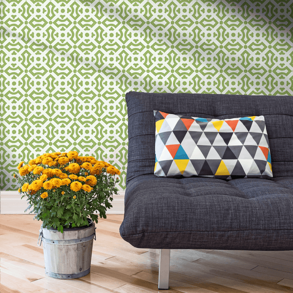 Parterre <br> Mirth Studios - Trendy Custom Wallpaper | Contemporary Wallpaper Designs | The Detroit Wallpaper Co.