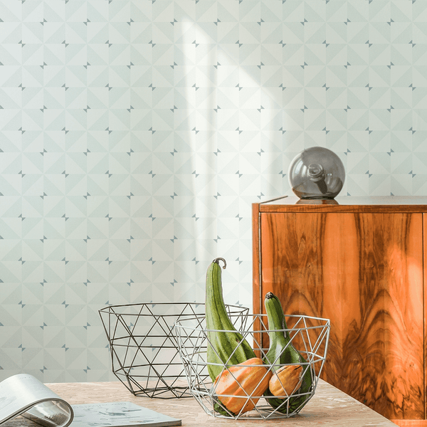 Tip Top - Trendy Custom Wallpaper | Contemporary Wallpaper Designs | The Detroit Wallpaper Co.