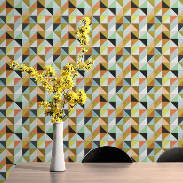 Flirt <br> Mirth Studios - Trendy Custom Wallpaper | Contemporary Wallpaper Designs | The Detroit Wallpaper Co.