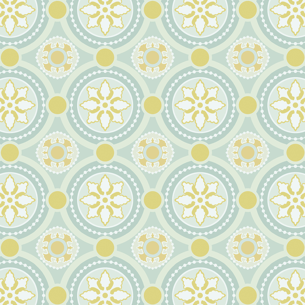 Sundrop <br> Mirth Studios - The Detroit Wallpaper Co.