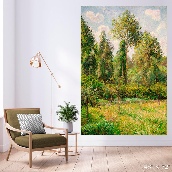 Poplars Flower Colossal Art Print
