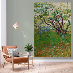 The Flowering Orchard Colossal Art Print