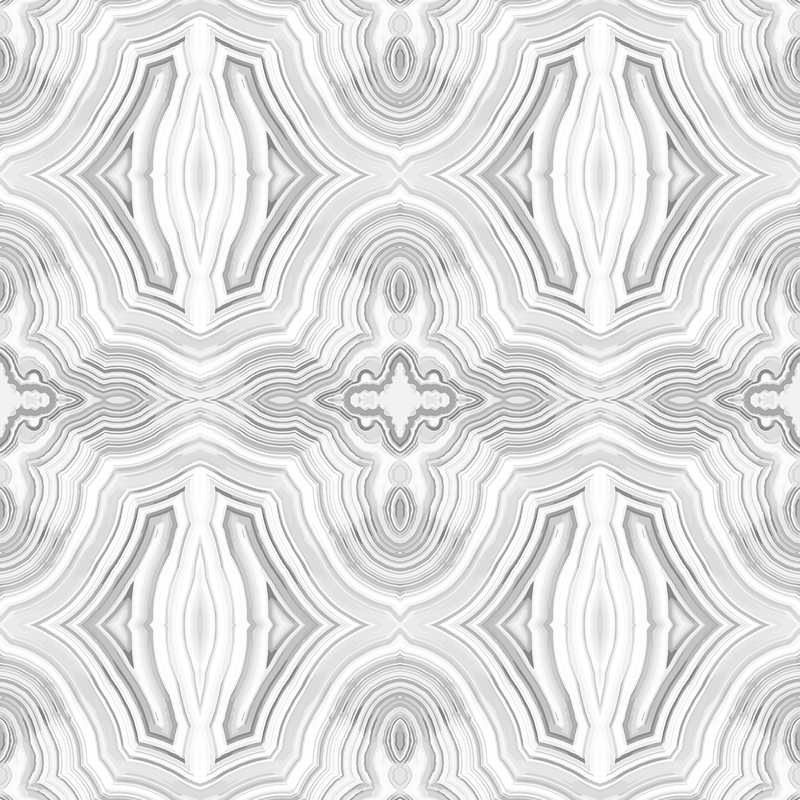 Agate - Soft - Trendy Custom Wallpaper | Contemporary Wallpaper Designs | The Detroit Wallpaper Co.