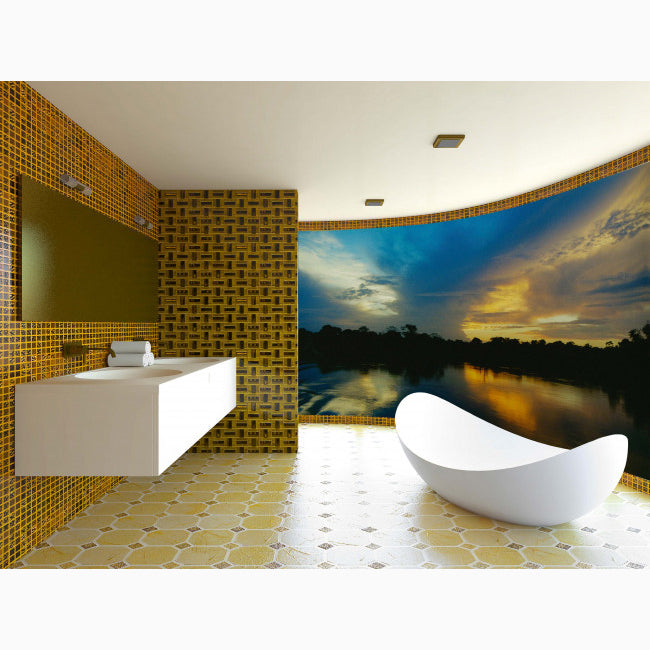 Amazon - Trendy Custom Wallpaper | Contemporary Wallpaper Designs | The Detroit Wallpaper Co.