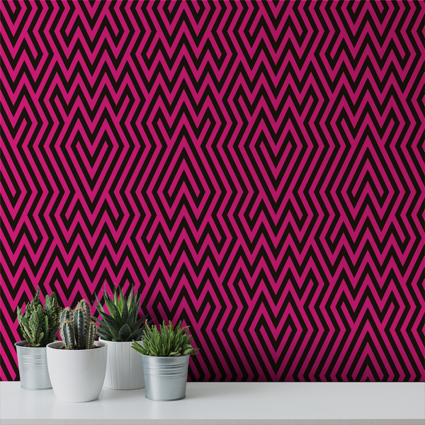 Amazing - Lively - Trendy Custom Wallpaper | Contemporary Wallpaper Designs | The Detroit Wallpaper Co.