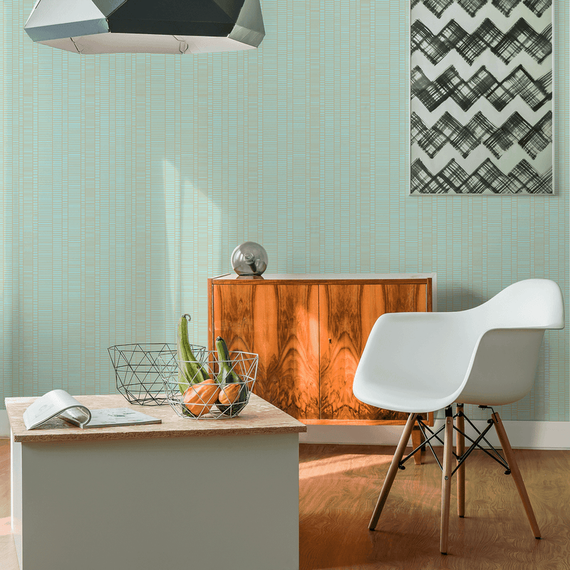 Blockhead - Tile - The Detroit Wallpaper Co.