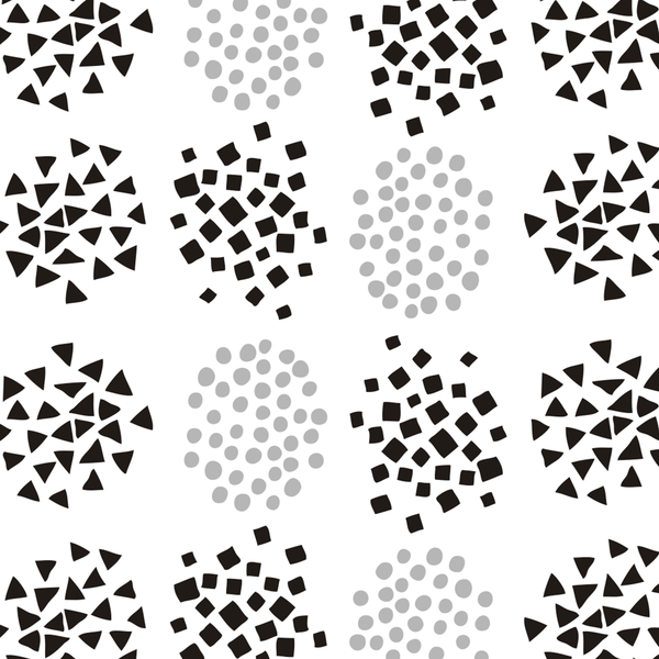 Burst - Fizz <br> Elizabeth Salonen - The Detroit Wallpaper Co.