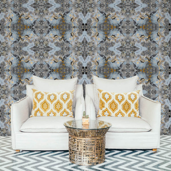 Carnival - Trendy Custom Wallpaper | Contemporary Wallpaper Designs | The Detroit Wallpaper Co.