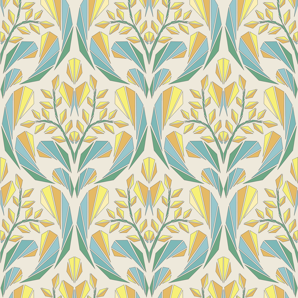 Cora - Keen - Trendy Custom Wallpaper | Contemporary Wallpaper Designs | The Detroit Wallpaper Co.
