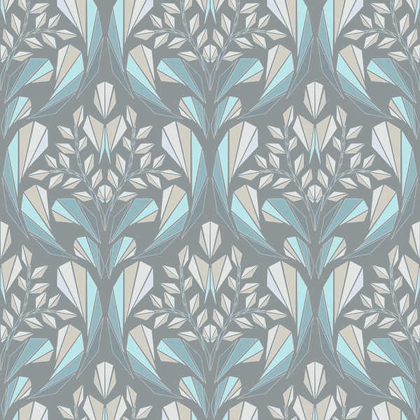 Cora - Wash - Trendy Custom Wallpaper | Contemporary Wallpaper Designs | The Detroit Wallpaper Co.