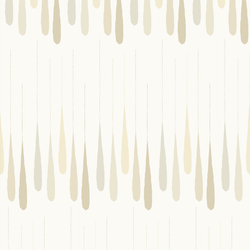 Drip - Caramel - Trendy Custom Wallpaper | Contemporary Wallpaper Designs | The Detroit Wallpaper Co.