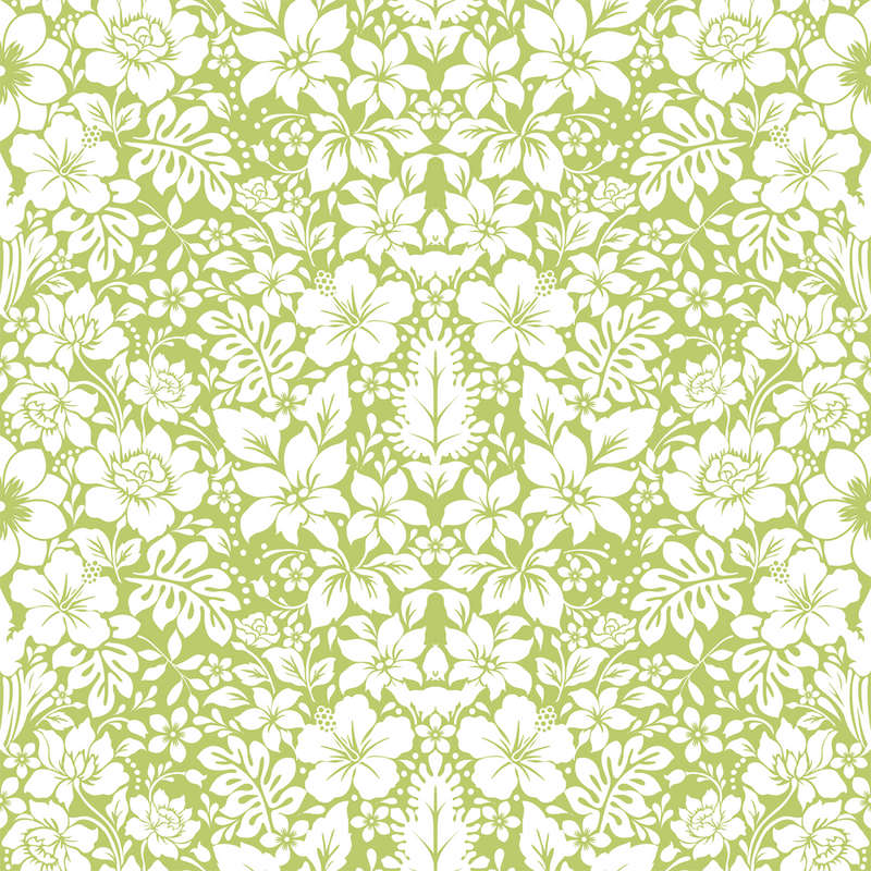 Fleur - Glade - Trendy Custom Wallpaper | Contemporary Wallpaper Designs | The Detroit Wallpaper Co.