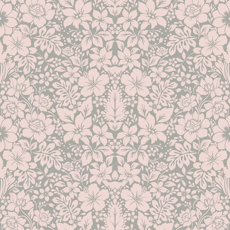 Fleur - Petal - Trendy Custom Wallpaper | Contemporary Wallpaper Designs | The Detroit Wallpaper Co.