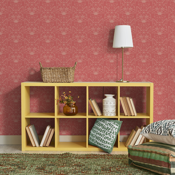 Foxtrot - Precious - Trendy Custom Wallpaper | Contemporary Wallpaper Designs | The Detroit Wallpaper Co.