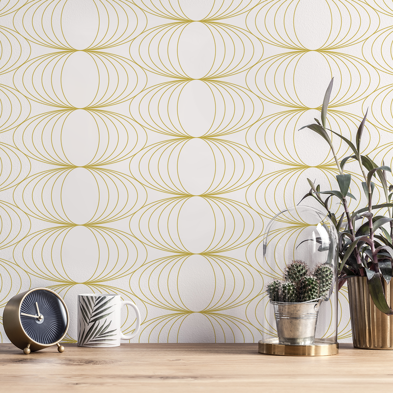 Globe - Atlas - Trendy Custom Wallpaper | Contemporary Wallpaper Designs | The Detroit Wallpaper Co.
