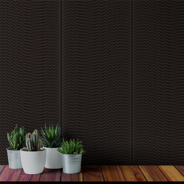 Groovy - Thread - Trendy Custom Wallpaper | Contemporary Wallpaper Designs | The Detroit Wallpaper Co.