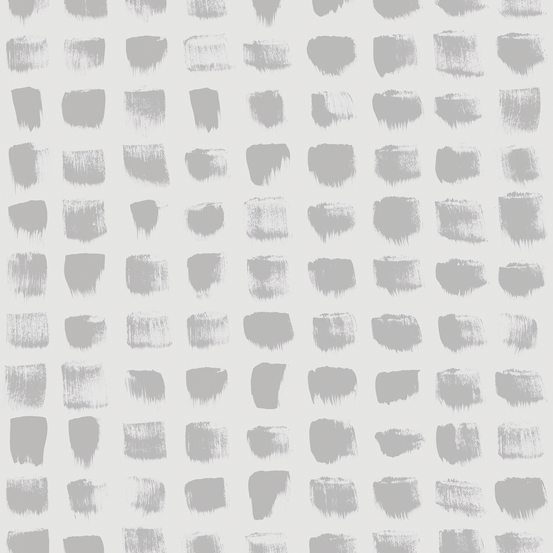 Inkwell - Grey <br> Elizabeth Salonen - Trendy Custom Wallpaper | Contemporary Wallpaper Designs | The Detroit Wallpaper Co.