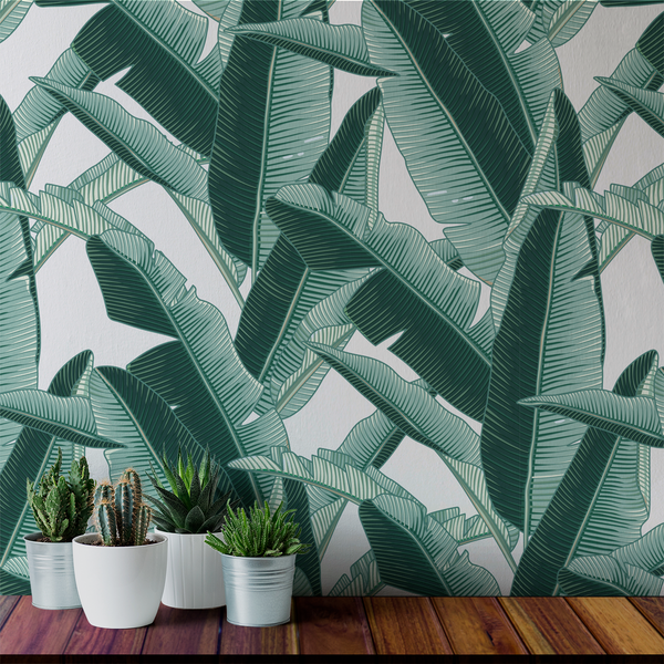Lanai - Boca - Trendy Custom Wallpaper | Contemporary Wallpaper Designs | The Detroit Wallpaper Co.