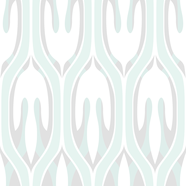 Leaf - Oxide - Trendy Custom Wallpaper | Contemporary Wallpaper Designs | The Detroit Wallpaper Co.