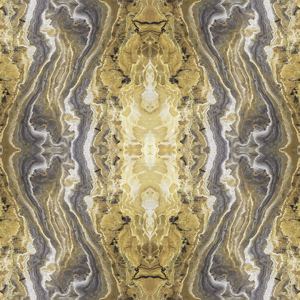 Marble Onyx - Jupiter - Trendy Custom Wallpaper | Contemporary Wallpaper Designs | The Detroit Wallpaper Co.