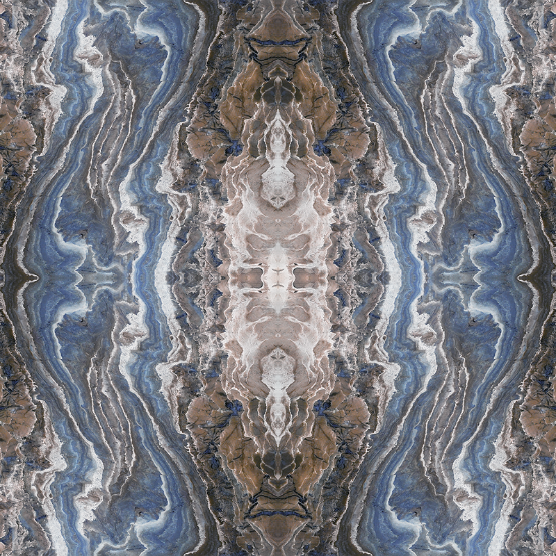 Marble Onyx - Neptune - Trendy Custom Wallpaper | Contemporary Wallpaper Designs | The Detroit Wallpaper Co.