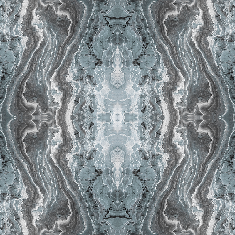 Marble Onyx - Uranus - Trendy Custom Wallpaper | Contemporary Wallpaper Designs | The Detroit Wallpaper Co.