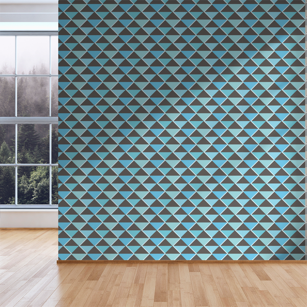 McGregor - Seaside - Trendy Custom Wallpaper | Contemporary Wallpaper Designs | The Detroit Wallpaper Co.