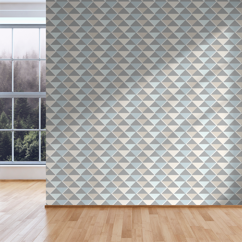 McGregor - Tonal - Trendy Custom Wallpaper | Contemporary Wallpaper Designs | The Detroit Wallpaper Co.