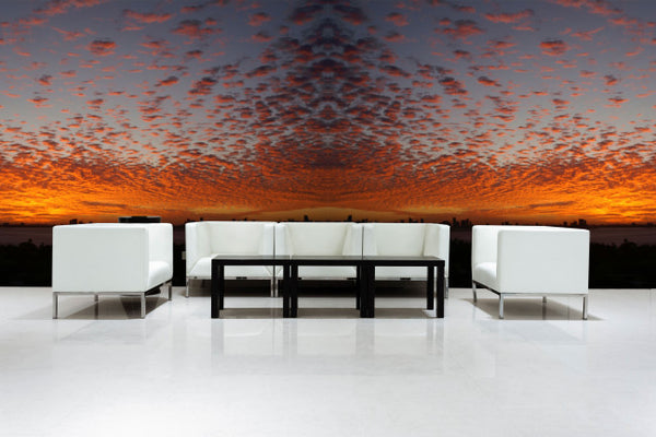 Miami Beach <br> Brenda Rosenberg - Trendy Custom Wallpaper | Contemporary Wallpaper Designs | The Detroit Wallpaper Co.