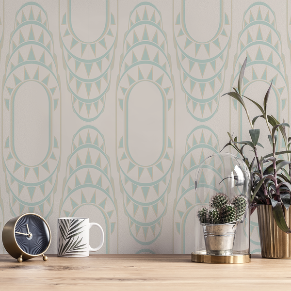 NY NY - Avenue - Trendy Custom Wallpaper | Contemporary Wallpaper Designs | The Detroit Wallpaper Co.