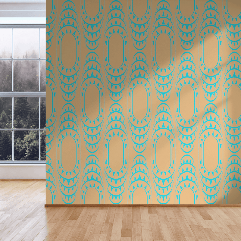 NY NY - Trendy Custom Wallpaper | Contemporary Wallpaper Designs | The Detroit Wallpaper Co.