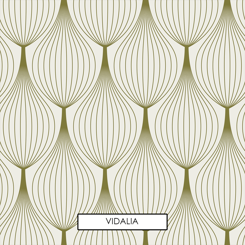 Onion Skin - Peel and Stick Wallpaper - Trendy Custom Wallpaper | Contemporary Wallpaper Designs | The Detroit Wallpaper Co.