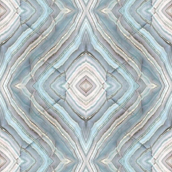 Onyx - Frost - Trendy Custom Wallpaper | Contemporary Wallpaper Designs | The Detroit Wallpaper Co.
