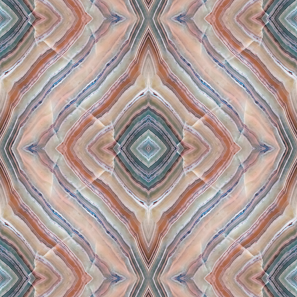 Onyx - Labyrinth - Trendy Custom Wallpaper | Contemporary Wallpaper Designs | The Detroit Wallpaper Co.