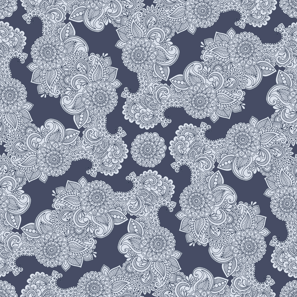 Paisley - Bandana - Trendy Custom Wallpaper | Contemporary Wallpaper Designs | The Detroit Wallpaper Co.