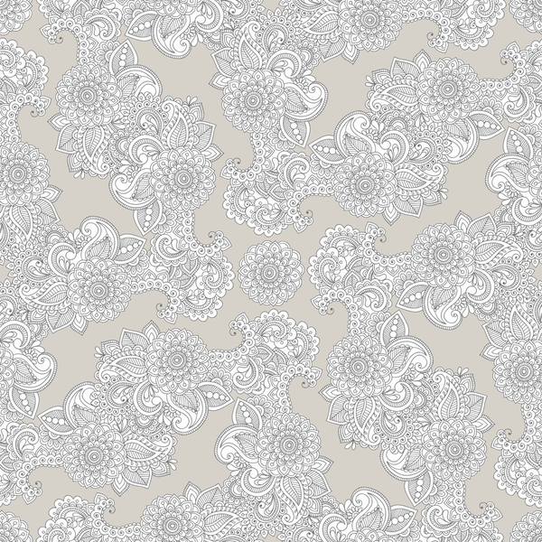 Paisley - Vintage - Trendy Custom Wallpaper | Contemporary Wallpaper Designs | The Detroit Wallpaper Co.