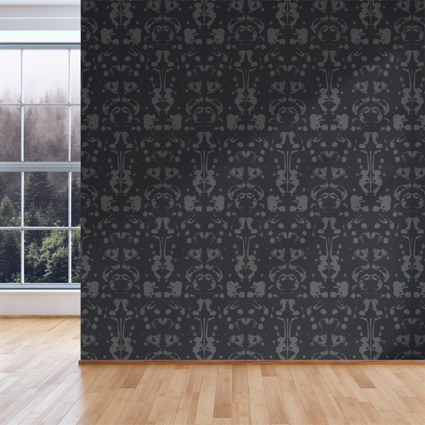Psych - Superego - Trendy Custom Wallpaper | Contemporary Wallpaper Designs | The Detroit Wallpaper Co.