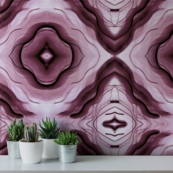 Reno - Yucca - Trendy Custom Wallpaper | Contemporary Wallpaper Designs | The Detroit Wallpaper Co.