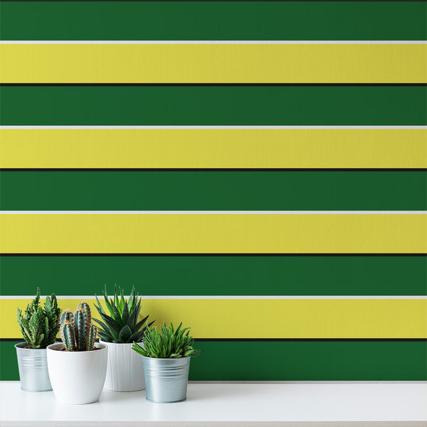 Rugby - Maul - Trendy Custom Wallpaper | Contemporary Wallpaper Designs | The Detroit Wallpaper Co.
