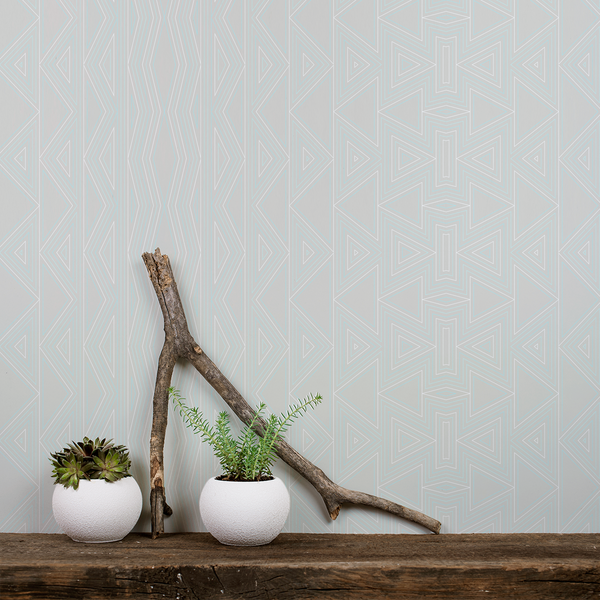 Sedona - Oak Creek - Trendy Custom Wallpaper | Contemporary Wallpaper Designs | The Detroit Wallpaper Co.