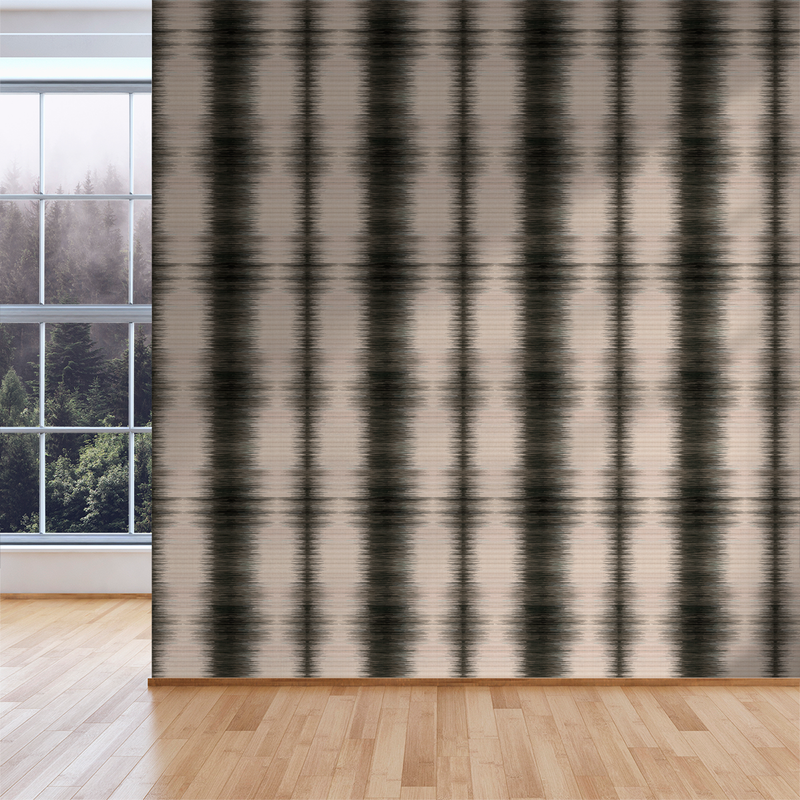 Spectrogram - Country - Trendy Custom Wallpaper | Contemporary Wallpaper Designs | The Detroit Wallpaper Co.