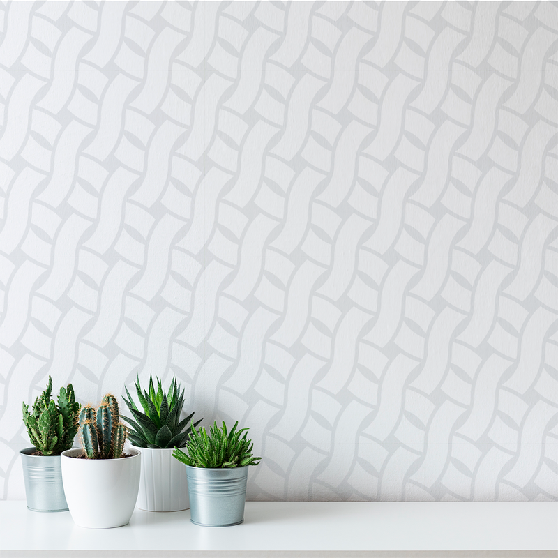 Spot - Clean - Trendy Custom Wallpaper | Contemporary Wallpaper Designs | The Detroit Wallpaper Co.