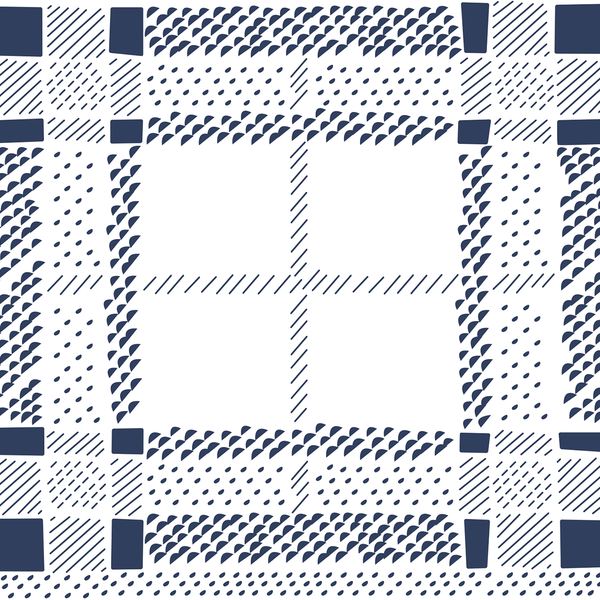Tartan - Daniel <br> Elizabeth Salonen - The Detroit Wallpaper Co.