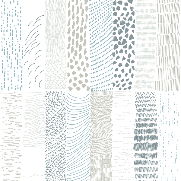 Terra - Fjord <br> Elizabeth Salonen - Trendy Custom Wallpaper | Contemporary Wallpaper Designs | The Detroit Wallpaper Co.