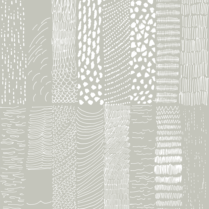 Terra - Fog <br> Elizabeth Salonen - Trendy Custom Wallpaper | Contemporary Wallpaper Designs | The Detroit Wallpaper Co.