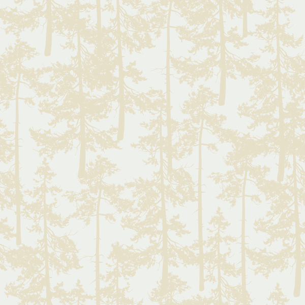Treetop - Arid - Trendy Custom Wallpaper | Contemporary Wallpaper Designs | The Detroit Wallpaper Co.