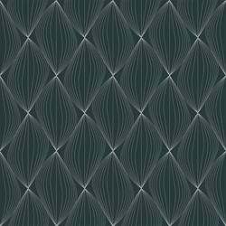 Undulate - Waltz - Trendy Custom Wallpaper | Contemporary Wallpaper Designs | The Detroit Wallpaper Co.