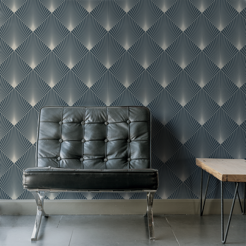 Uplift - Quarry - Trendy Custom Wallpaper | Contemporary Wallpaper Designs | The Detroit Wallpaper Co.