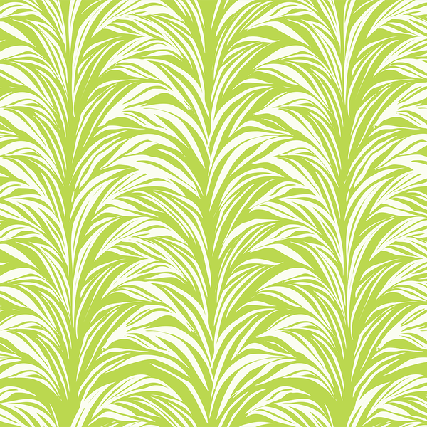 Zebra Fern - Cheeky <br> Victoria Larson - Trendy Custom Wallpaper | Contemporary Wallpaper Designs | The Detroit Wallpaper Co.