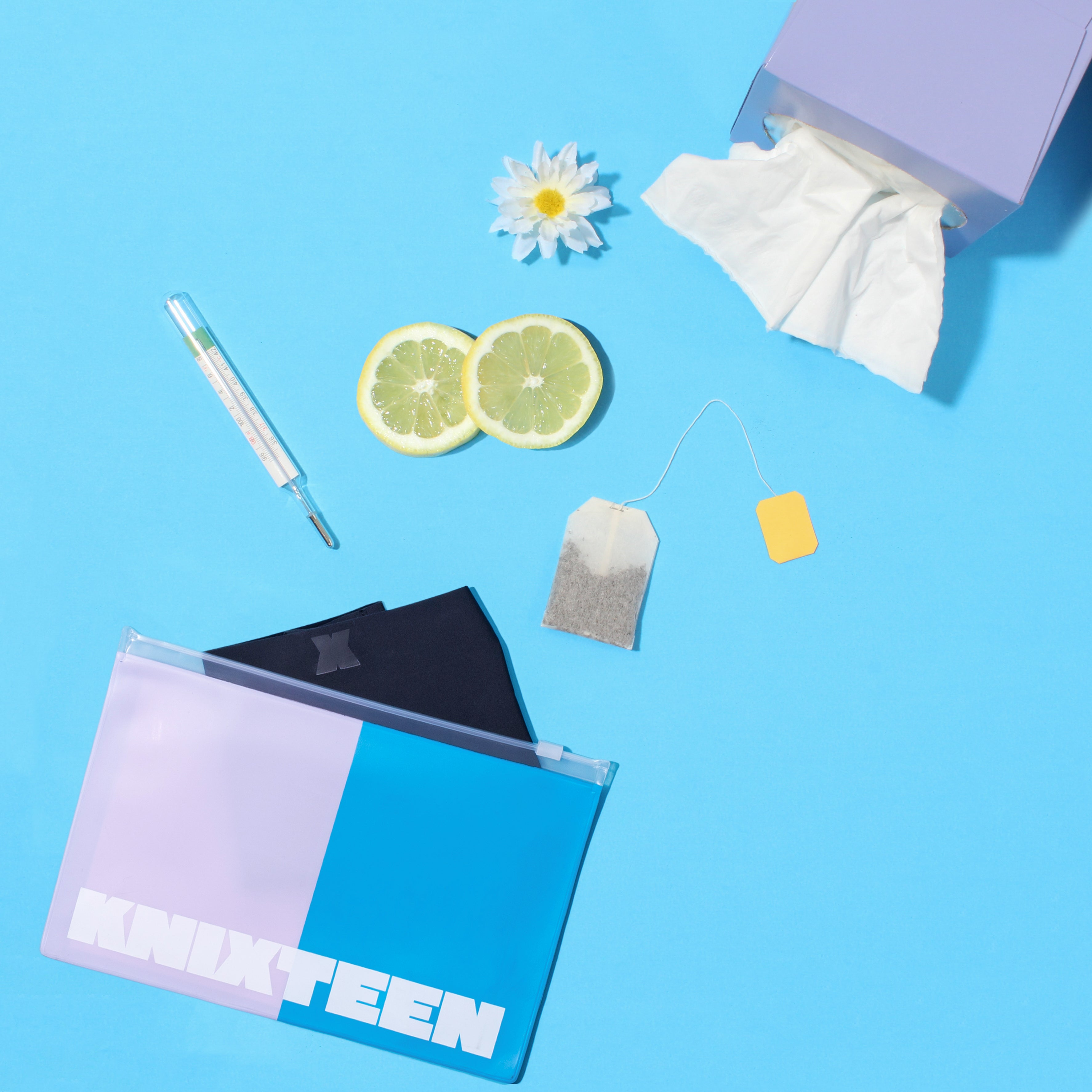 Can Your Period Make You Sick? - Period Colds Explained – Knixteen